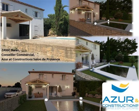 montage photo realisation cedreo synthese 3D azur et constructions