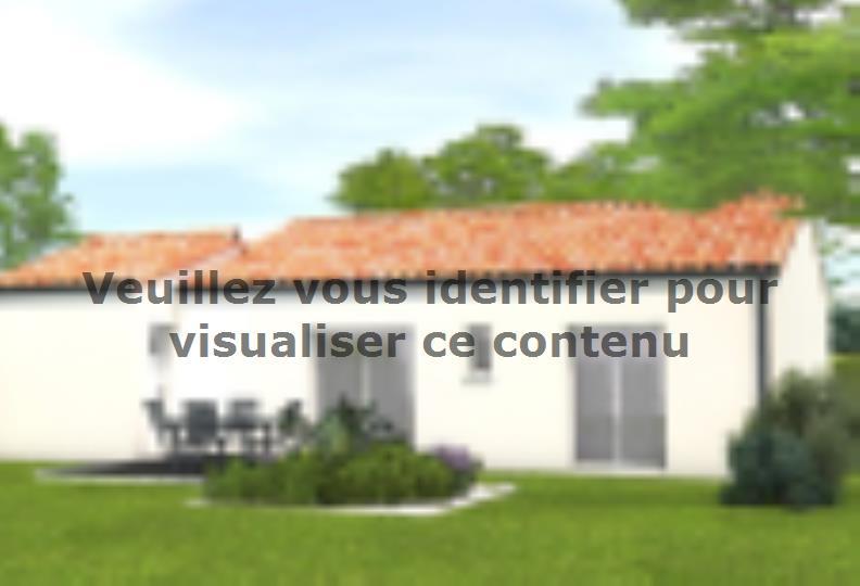 Modèle de maison Avant projet Grand Landes - 2 chambres - 72m² : Vignette 2