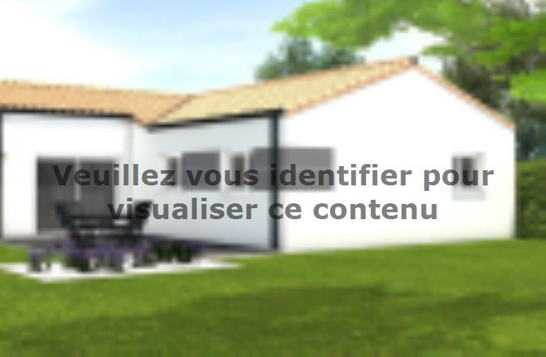 Modèle de maison Avant projet St Hilaire La Foret - 3 chambres - 86 : Vignette 2