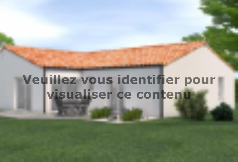 Modèle de maison Avant projet Saint Fulgent - 3 chambres - 114m² : Vignette 2