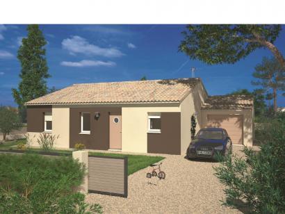 Maison neuve  à  La Châtaigneraie (85120)  - 123950 € * : photo 1