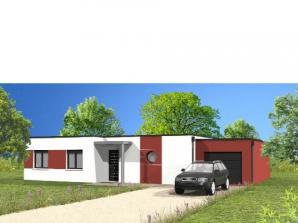 Maison neuve à La Châtaigneraie (85120)<span class='prix'> 180500 €</span> 180500