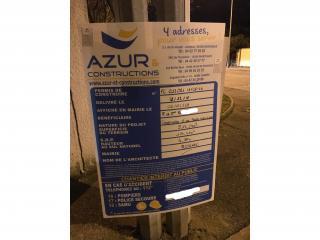Nouvelle réalisation en cours - Azur et Constructions - Rognac (13340)