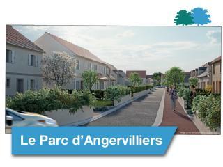 """Devenez propriétaire à Angervilliers (91) - Lotissement """"Le Parc d'Angervilliers"""""""