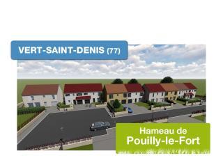 """Votre future maison à Vert-Saint-Denis (77) - Lotissement """"Le Vert Gazon"""""""