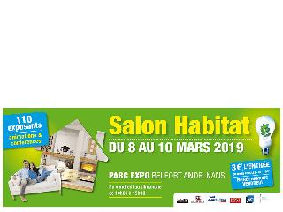 Maisons Brand participe au Salon de l'Habitat à Belfort, du 8 au 10 mars