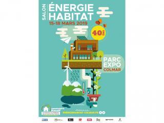 Maisons Brand participe au salon Energie Habitat à Colmar, du 15 au 18 mars