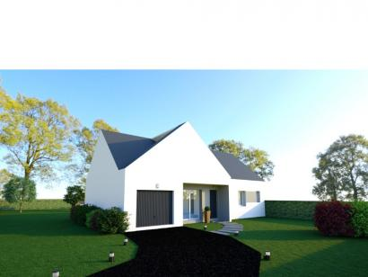 Maison neuve  à  Pernay (37230)  - 184660 € * : photo 1