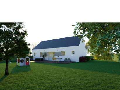Maison neuve  à  Pernay (37230)  - 184660 € * : photo 2