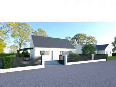 Maison neuve  à  Pernay (37230)  - 163060 € * : photo 1