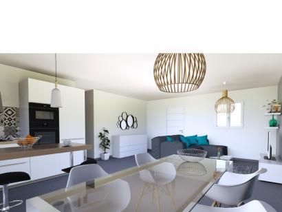 Maison neuve  à  Pernay (37230)  - 163060 € * : photo 3