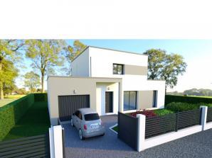 Maison neuve à Saint-Martin-le-Beau (37270)<span class='prix'> 231760 €</span> 231760