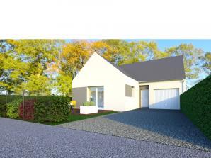 Maison neuve à Saint-Martin-le-Beau (37270)<span class='prix'> 196500 €</span> 196500