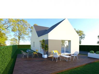 Maison neuve  à  Saint-Martin-le-Beau (37270)  - 196500 € * : photo 2