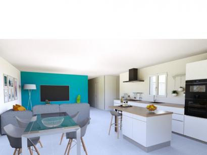 Maison neuve  à  Saint-Martin-le-Beau (37270)  - 196500 € * : photo 3