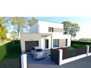 Maison neuve à Fondettes (37230)<span class='prix'> 319760 €</span> 319760