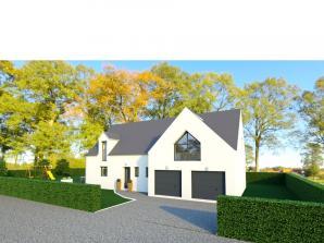 Maison neuve à Fondettes (37230)<span class='prix'> 384760 €</span> 384760