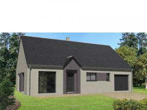 Maison neuve à Nazelles-Négron (37530)<span class='prix'> 165000 €</span> 165000