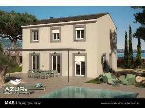 Maison neuve à Ginasservis (83560)<span class='prix'> 243000 €</span> 243000
