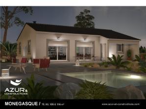 Maison neuve à Ginasservis (83560)<span class='prix'> 250300 €</span> 250300