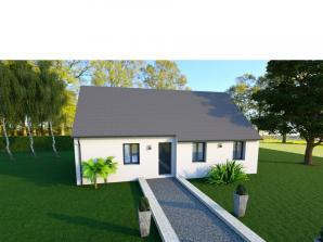Maison neuve à Nazelles-Négron (37530)<span class='prix'> 149200 €</span> 149200