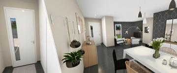 Conseils pratiques : aménager l'entrée de votre maison