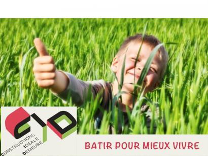 Terrain à vendre  à  Joué-lès-Tours (37300)  - 105000 € * : photo 1