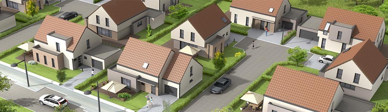 Les programmes neufs des Maisons Azur & Constructions
