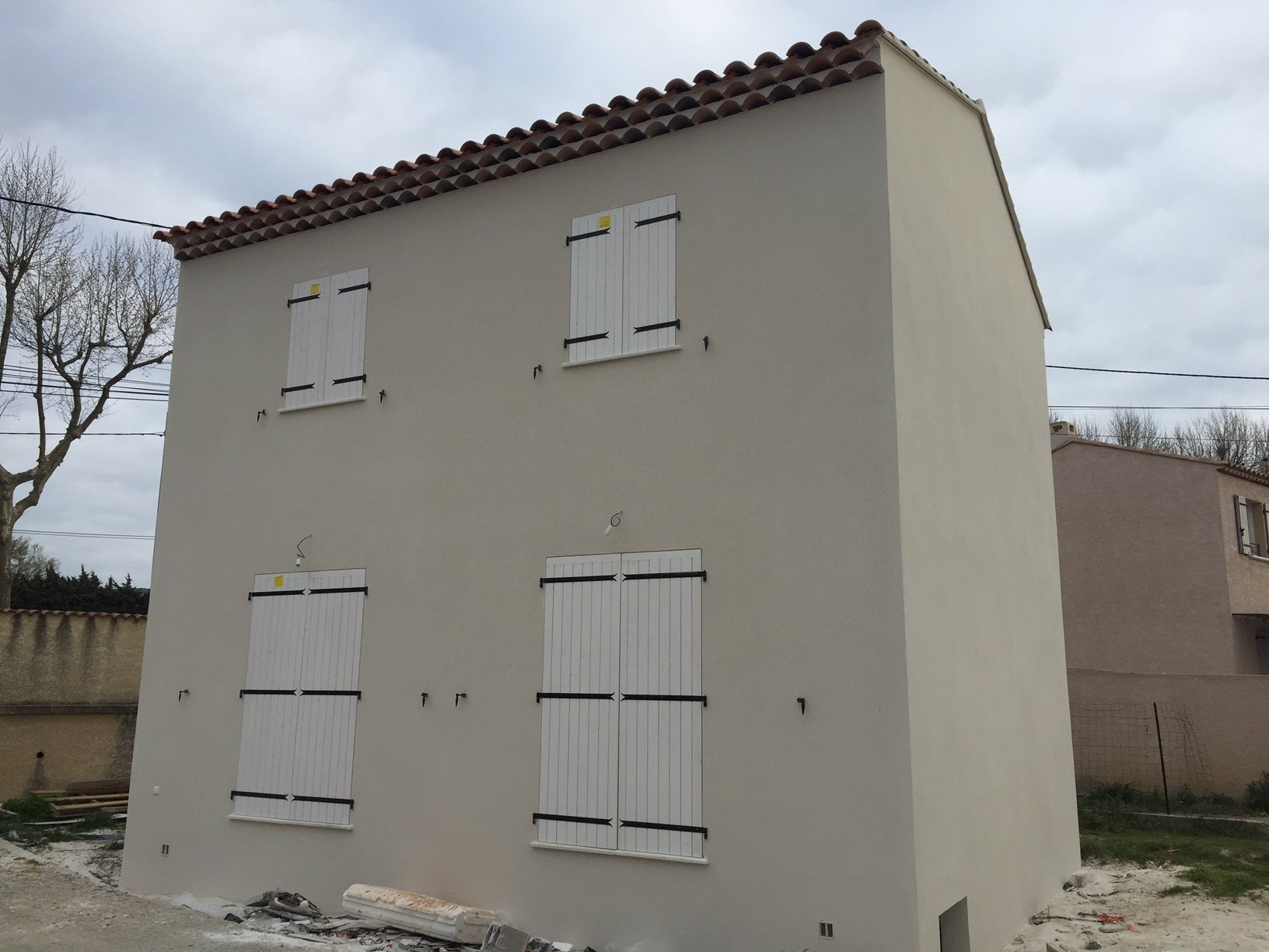 Les réalisations de l'agence Martigues des Maisons Azur & Constructions