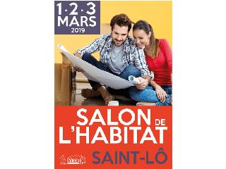 Salon de l'Habitat de St Lô du 1 au 3 mars 2019