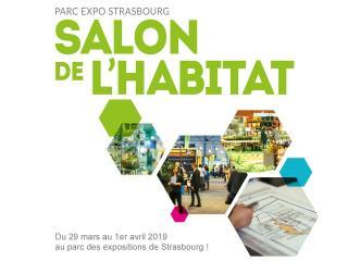 Maisons Brand participe au Salon de l'Habitat à Strasbourg du 29 mars au 1er avril