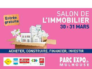 Maisons Brand participe au Salon de l'Immobilier de Mulhouse, le 30 et 31 mars