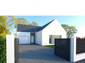 Maison neuve à Mettray (37390)<span class='prix'> 213870 €</span> 213870