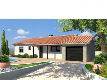 Modèle de maison FARANDOLE 35% 3 chambres  : Photo 1
