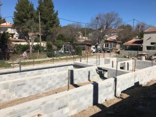 Ouverture d'un nouveau chantier sur Pelissanne (13330)