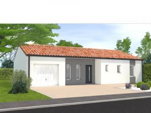 Maison neuve à Thorigny (85480)<span class='prix'> 171300 €</span> 171300