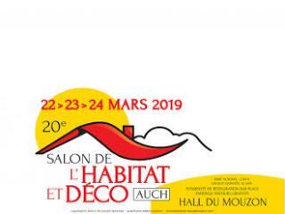 SALON DE L'HABITAT AUCH 2019