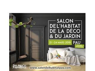 SALON DE L'HABITAT ET DECO DE PAU
