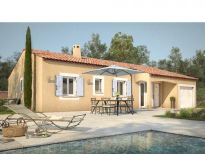 Maison neuve  à  Oraison (04700)  - 229900 € * : photo 1