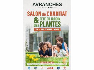 Salon de l'Habitat d'Avranches du 27 au 28 avril 2019