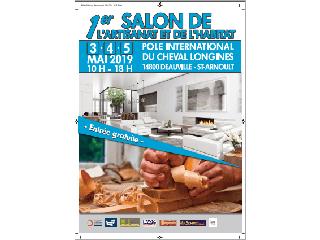 Salon de l'Artisanat de Saint-Arnoult du 3 au 5 mai 2019