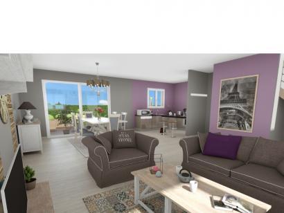 Maison neuve  à  Aire-sur-la-Lys (62120)  - 163046 € * : photo 2