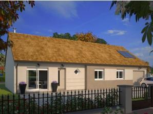 Maison neuve à Lumbres (62380)<span class='prix'> 173650 €</span> 173650