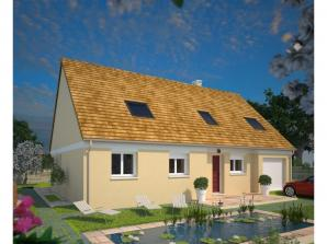 Maison neuve à Lumbres (62380)<span class='prix'> 198668 €</span> 198668