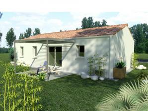 Maison neuve à Mouthiers-sur-Boëme (16440)<span class='prix'> 145000 €</span> 145000