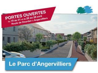 """PORTES OUVERTES Lotissement """"Le Parc d'Angervilliers"""" (91)"""