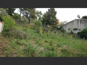 Terrain à vendre à Septèmes-les-Vallons (13240)<span class='prix'> 150000 €</span> 150000