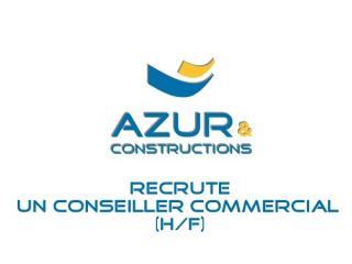 AZUR ET CONSTRUCTIONS RECRUTE