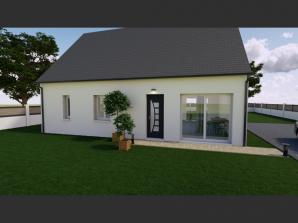 Maison neuve à Artannes-sur-Indre (37260)<span class='prix'> 178000 €</span> 178000