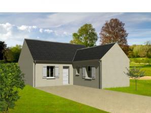 Maison neuve à Artannes-sur-Indre (37260)<span class='prix'> 146000 €</span> 146000